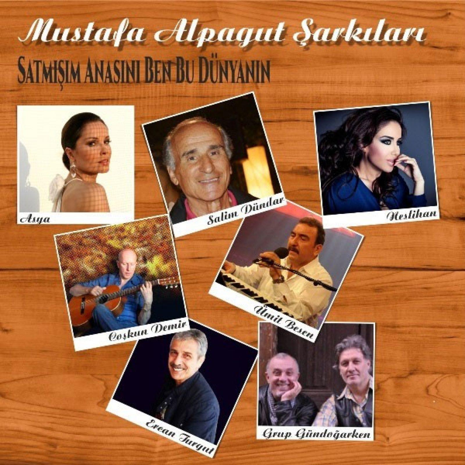 mustafa alpagut şarkıları albüm kapağı