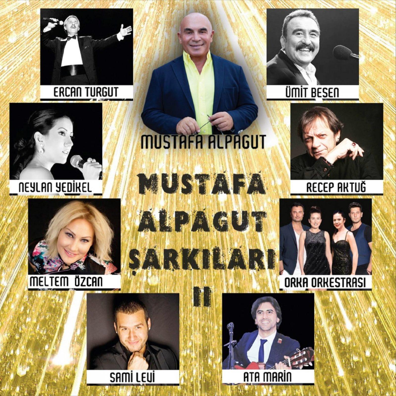 mustafa alpagut şarkıları 2 albüm kapağı