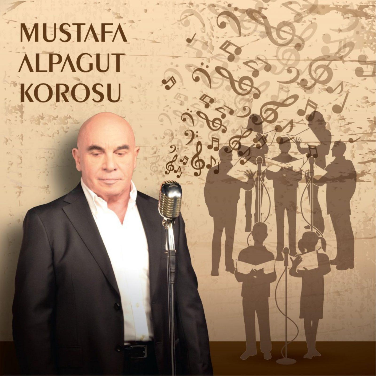mustafa alpagut korosu albüm kapağı
