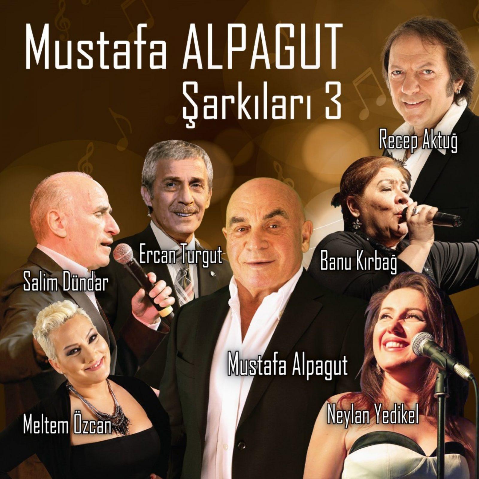 mustafa alpagut şarkıları 3 albüm kapağı