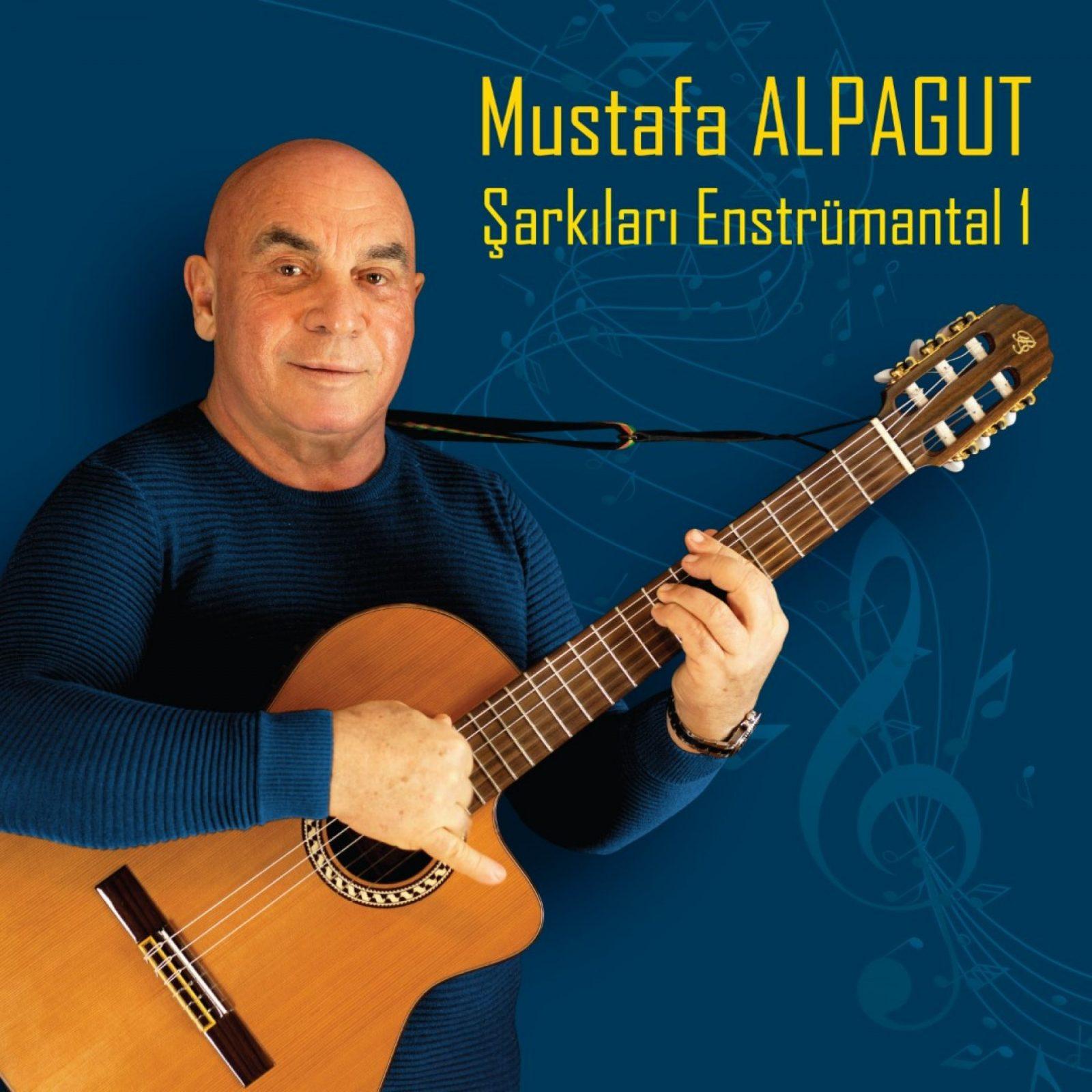 mustafa alpagut şarkıları enstrümantal 1 albüm kapağı
