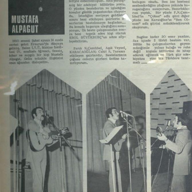 mustafa alpagut eski gazete küpür8