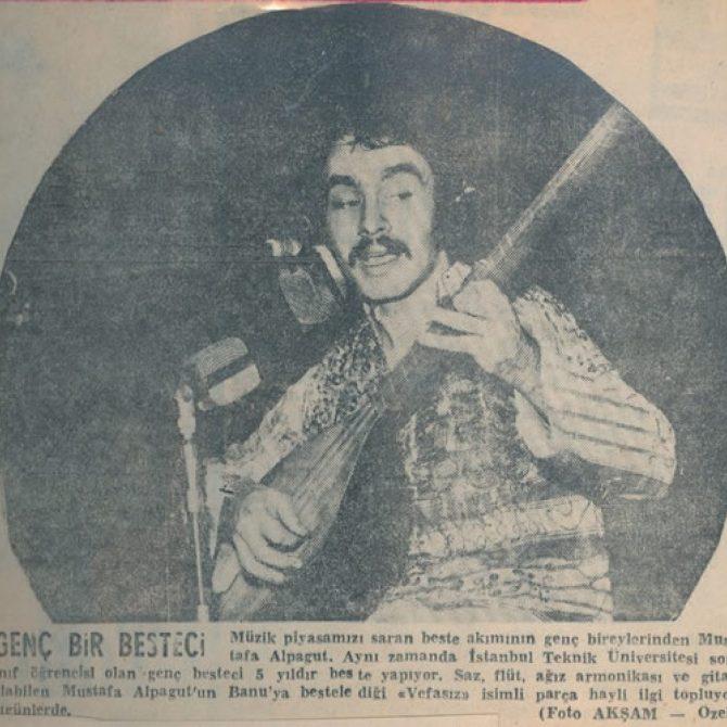 mustafa alpagut eski gazete küpür13