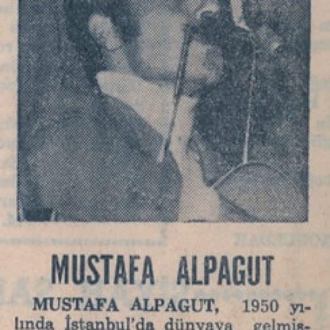 mustafa alpagut eski gazete küpür15