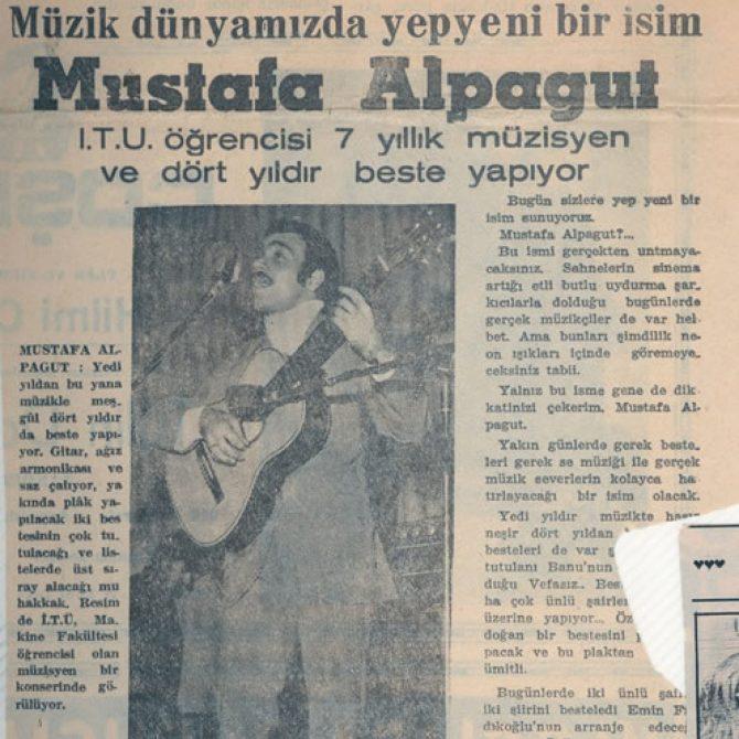 mustafa alpagut eski gazete küpür16