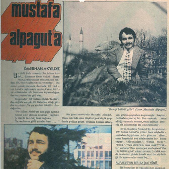 mustafa alpagut eski gazete küpür17